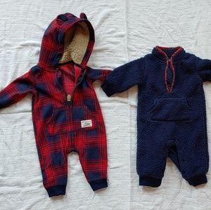 Newborn and 3 month warm weather bundle - Carters